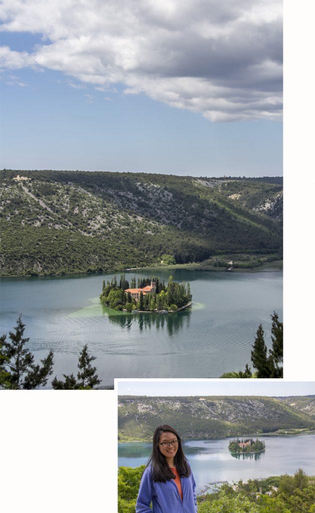 Krka National Park - Visovac