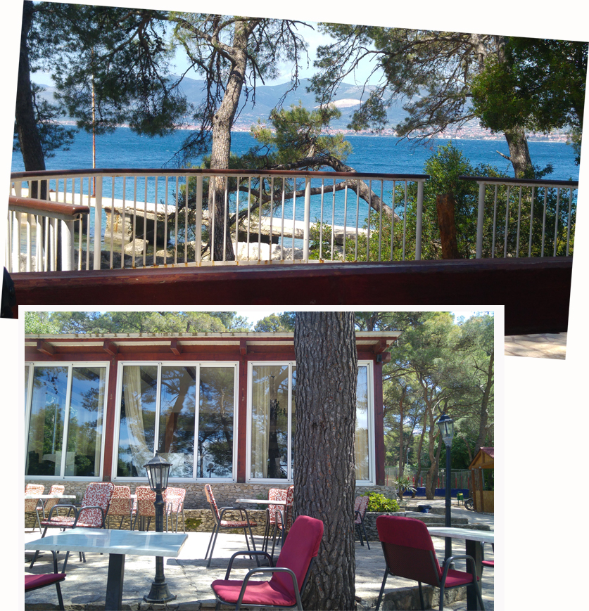 Cafe Benedikt at Bene Beach
