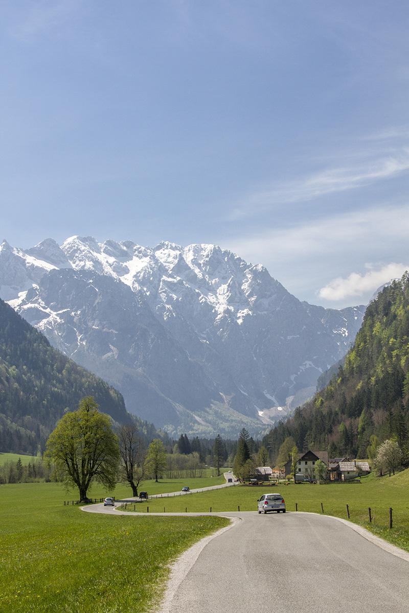 Road into Logar Valley