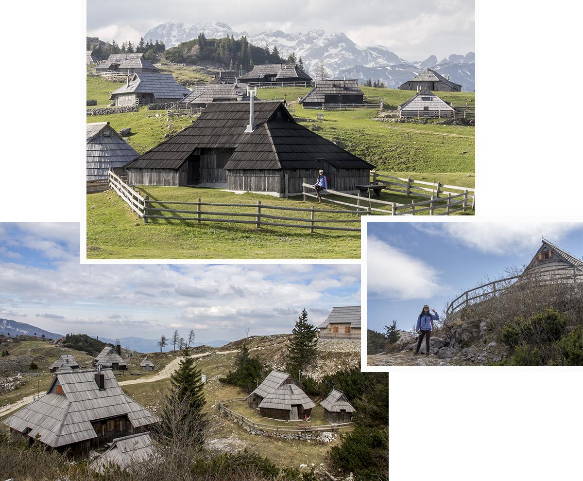 More herdmen's huts