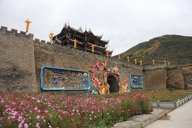 SongPan Ancient Town -South Gate of Inner City