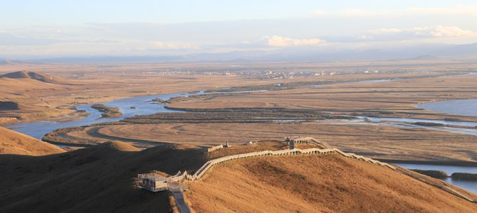 Day 6: RuoErGai to First Bend of Yellow River