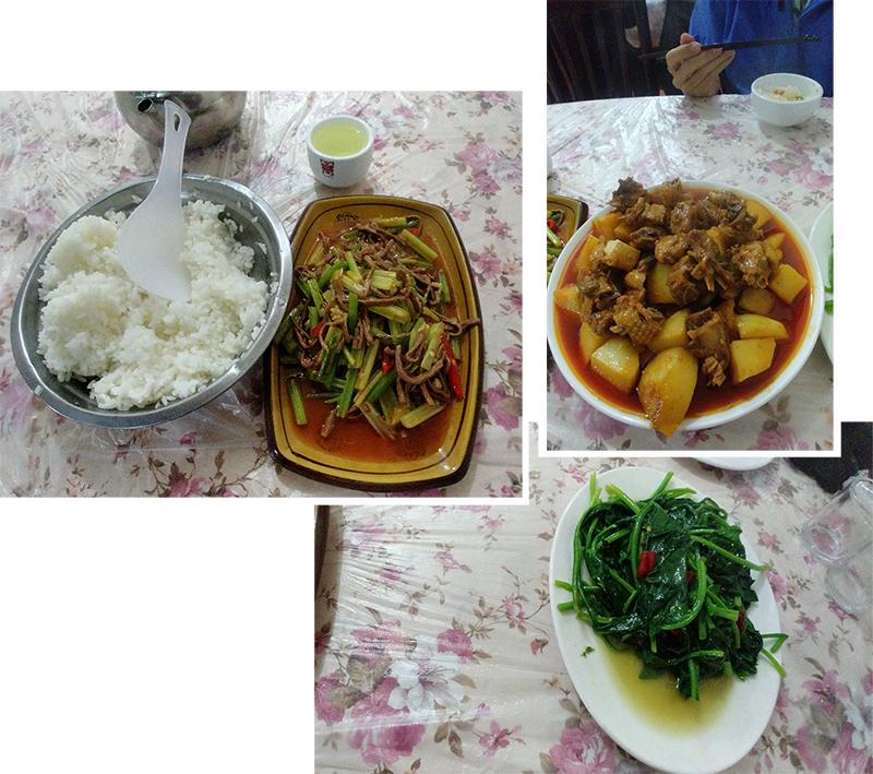 Dinner for RMB94