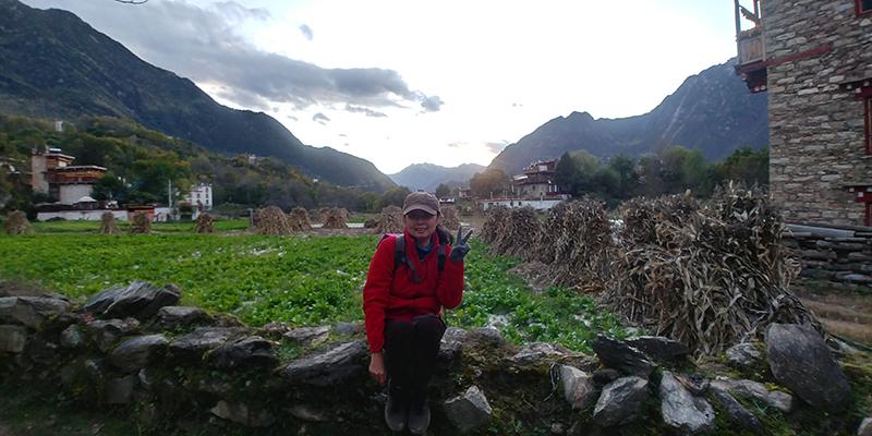 Tibetan Farmland