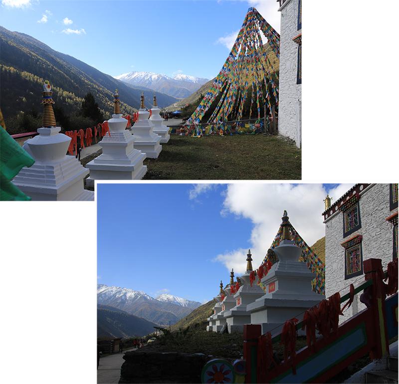 Lama Temple at ChangPing Valley of SiGuNiang Mountain