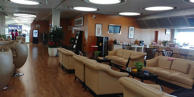 First Class Lounge at ChengDu ShuangLiu International Airport