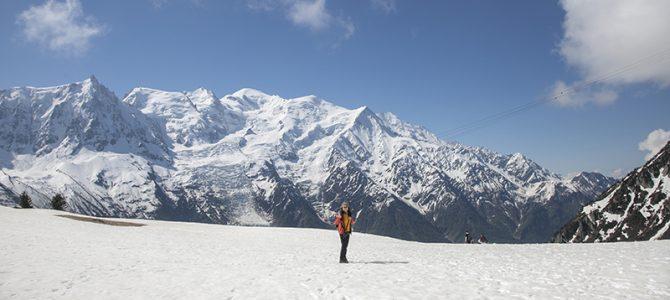 Day 2: Chamonix & Aosta