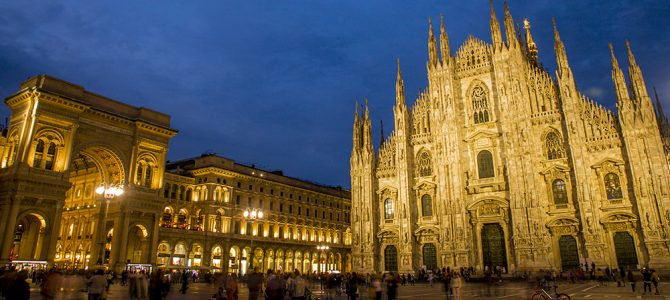 Day 3 & 4 : Two Days in Milan