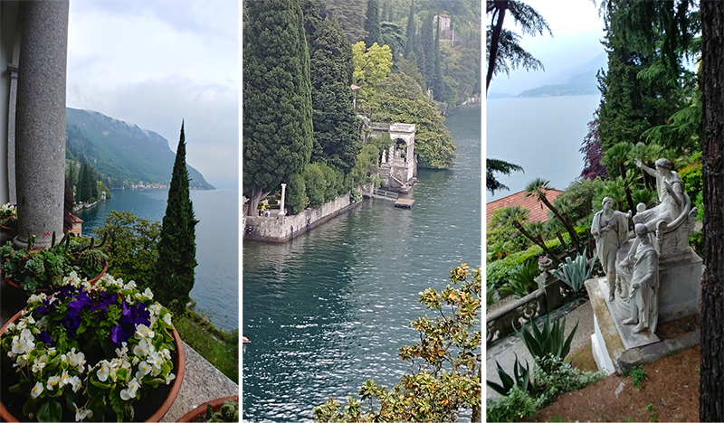 Villa Monastero at Varenna (Lake Como)