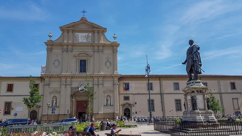 Piazza Santa Marco