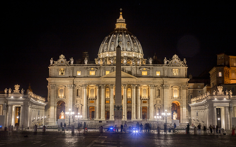 St Peter's Basilica of Vatican City