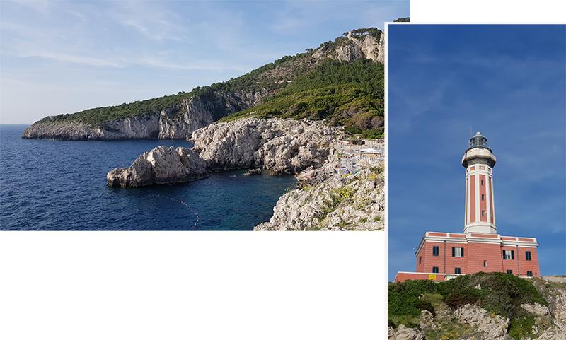 Light house Anacapri Faro