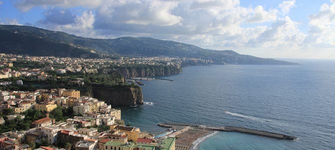 Day 18, 19 & 20: Sorrento & Capri