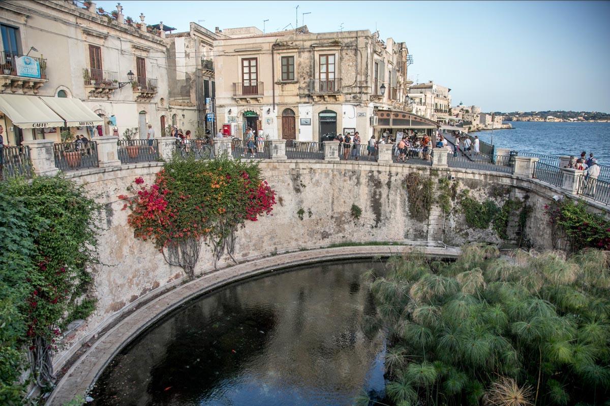 Fountain Arethusa
