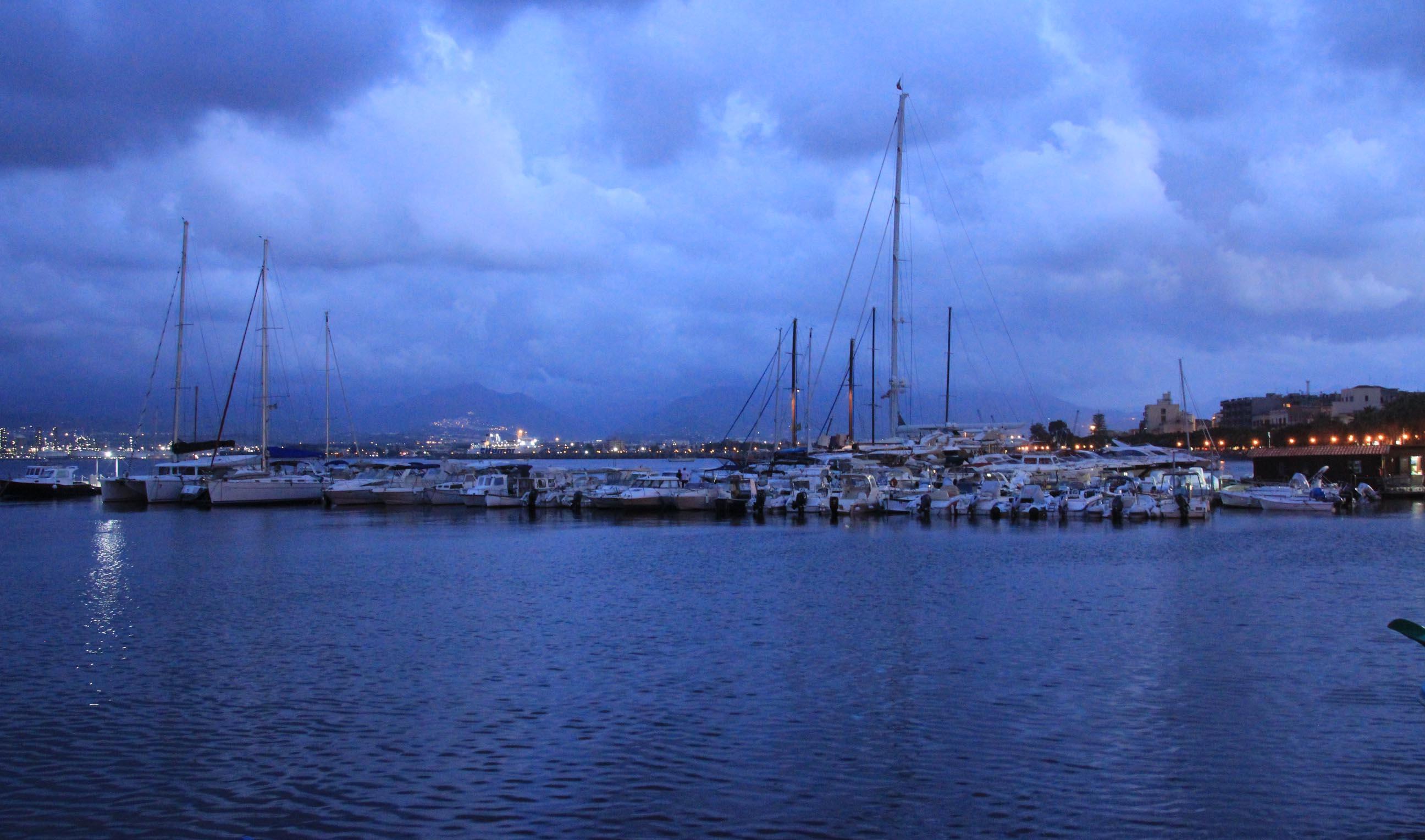 Port of Milazzo