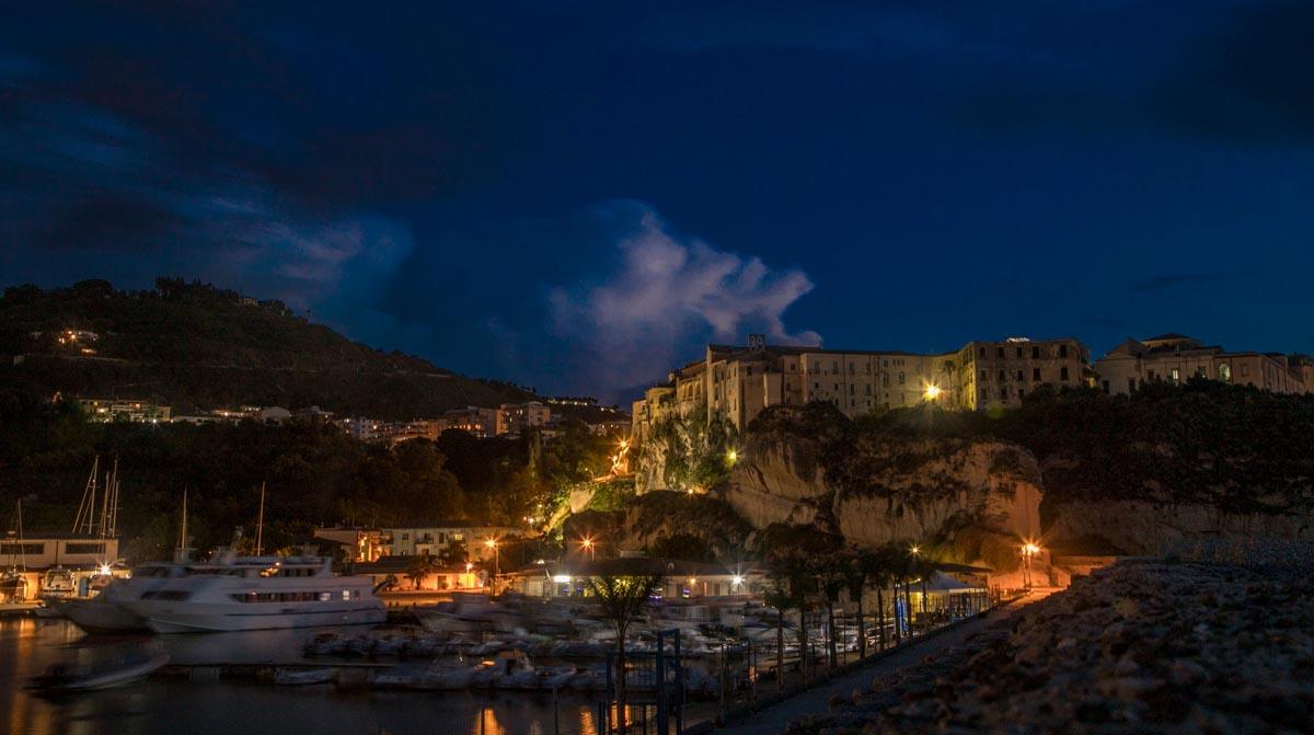 Tropea harbour