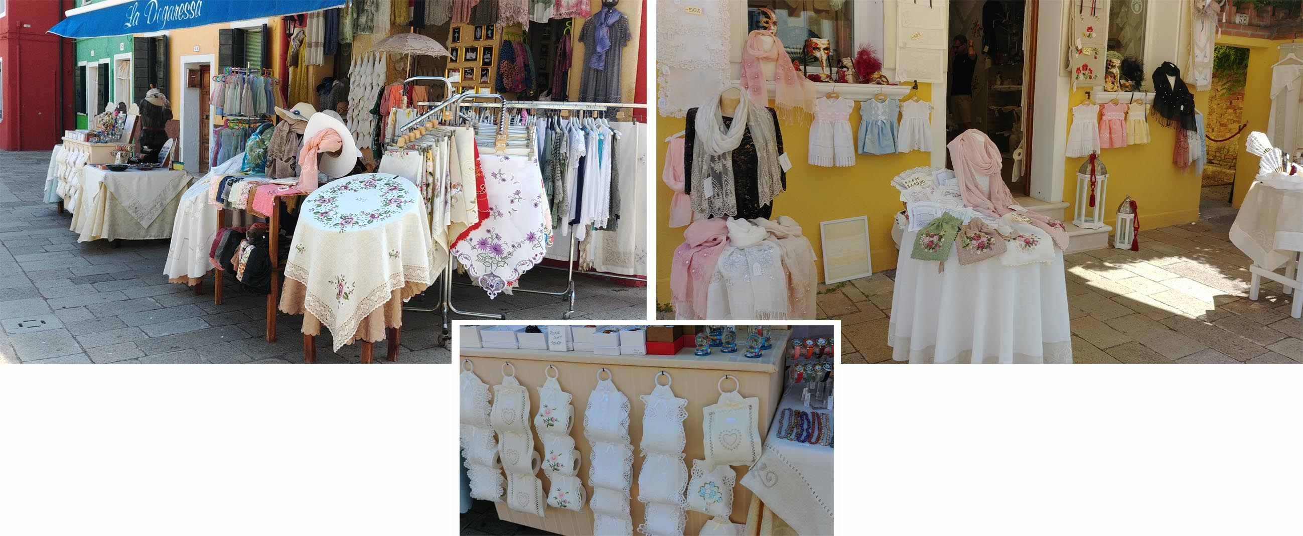 Laces at Burano