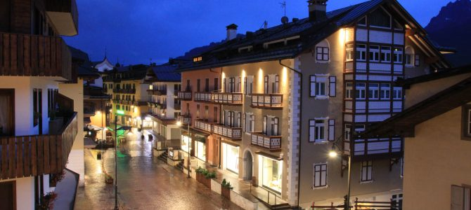 Day 36: Dolomites – Cortina d' Ampezzo