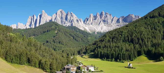 Day 37, 38 & 39: Dolomites – Val di Funes, Val Gardena