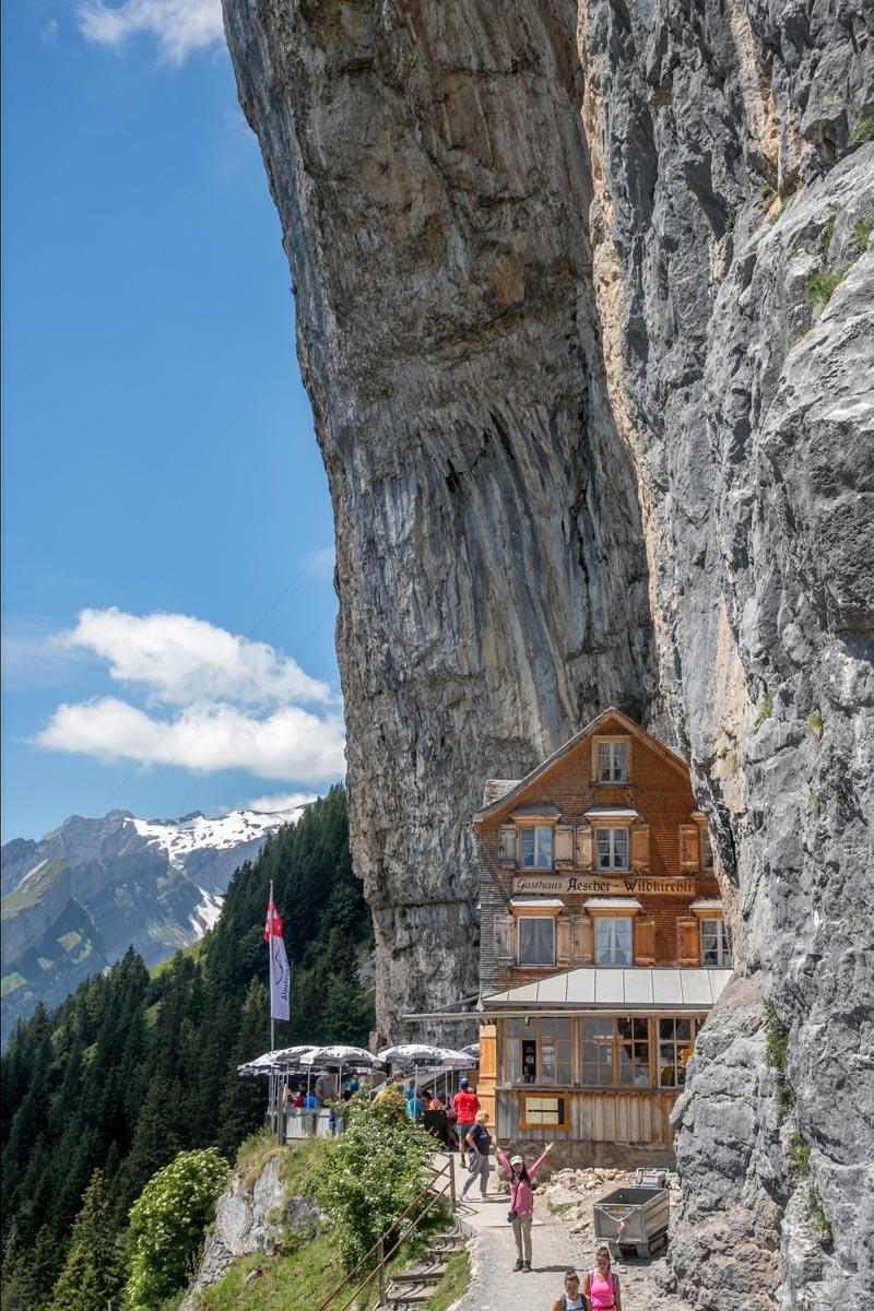 Bergasthaus Aescher