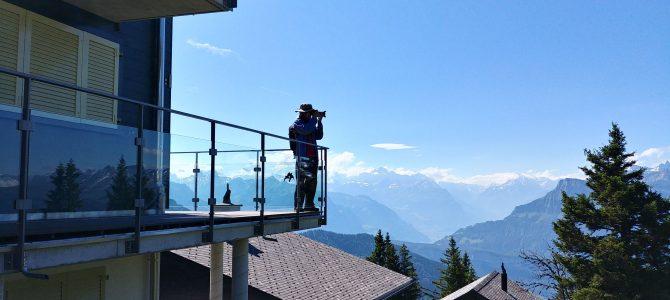 Day 3 & 4: Mount Rigi