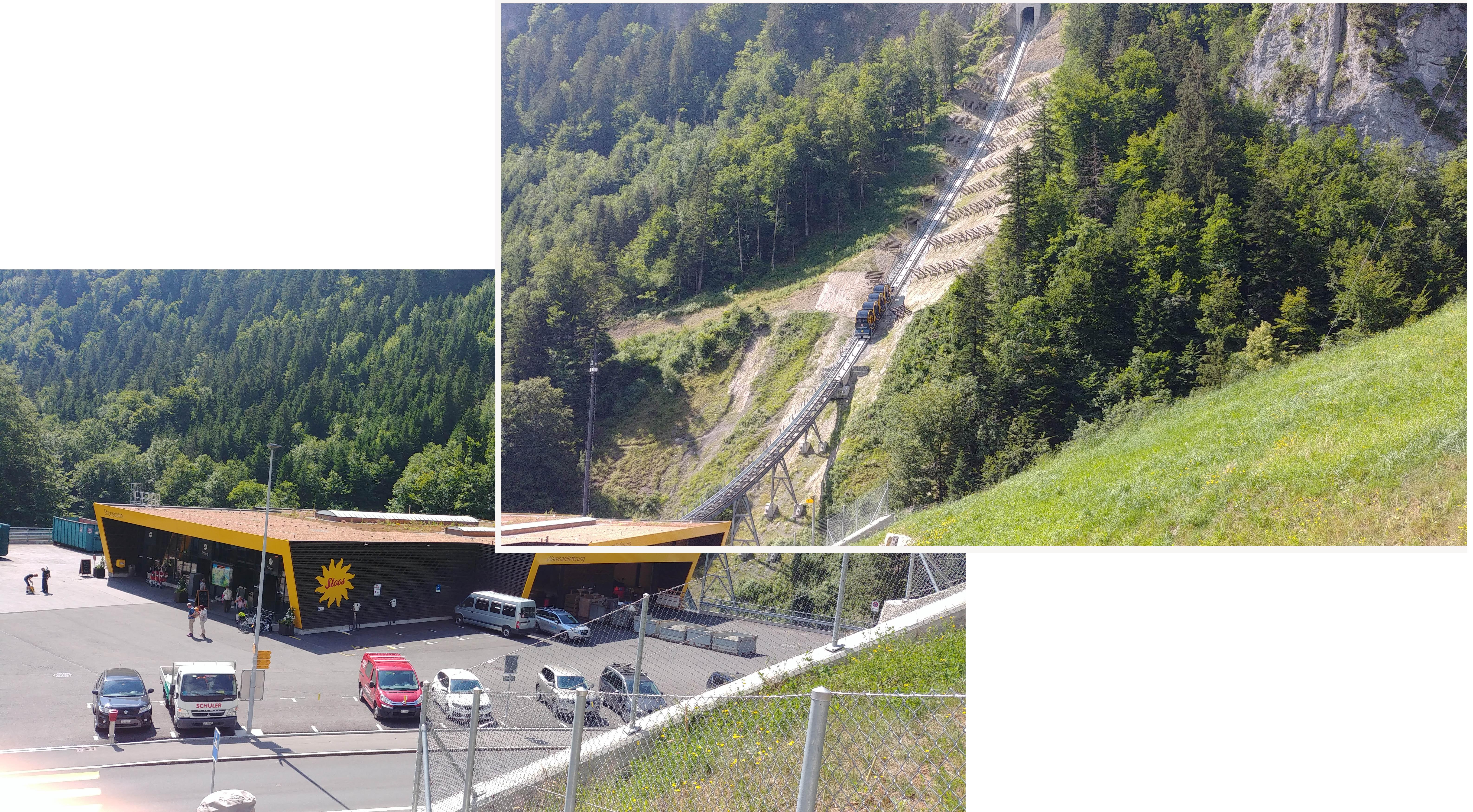 Stoosbahn (funicular lower station)