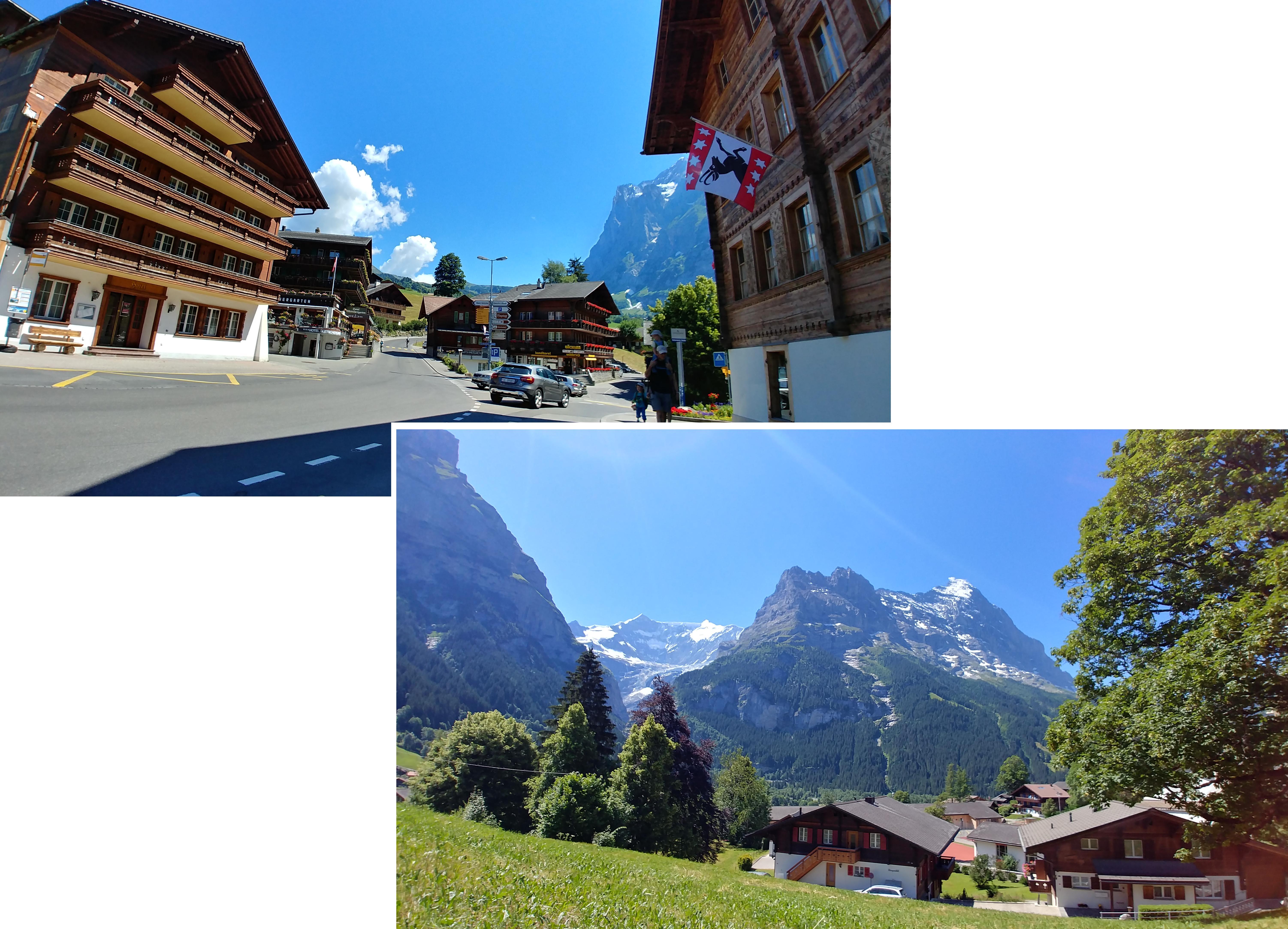 Grindelwald town