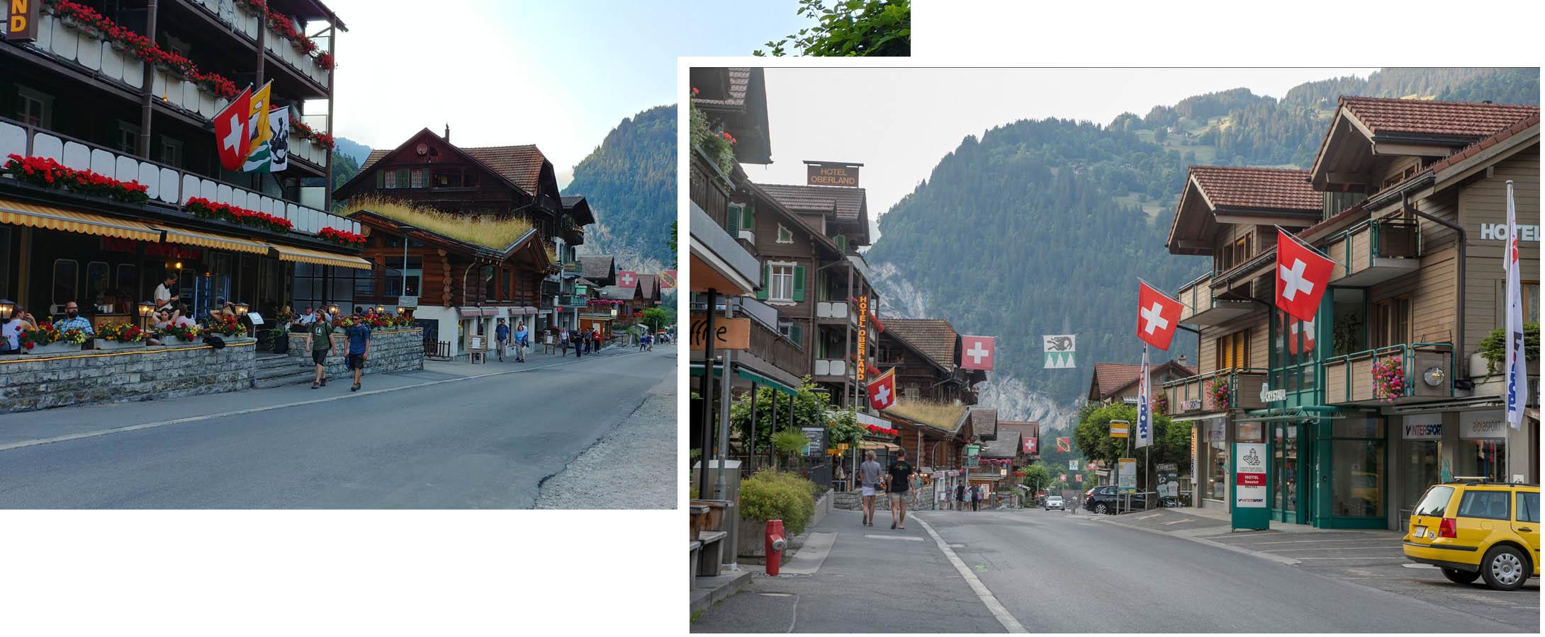 Lauterbrunnen street