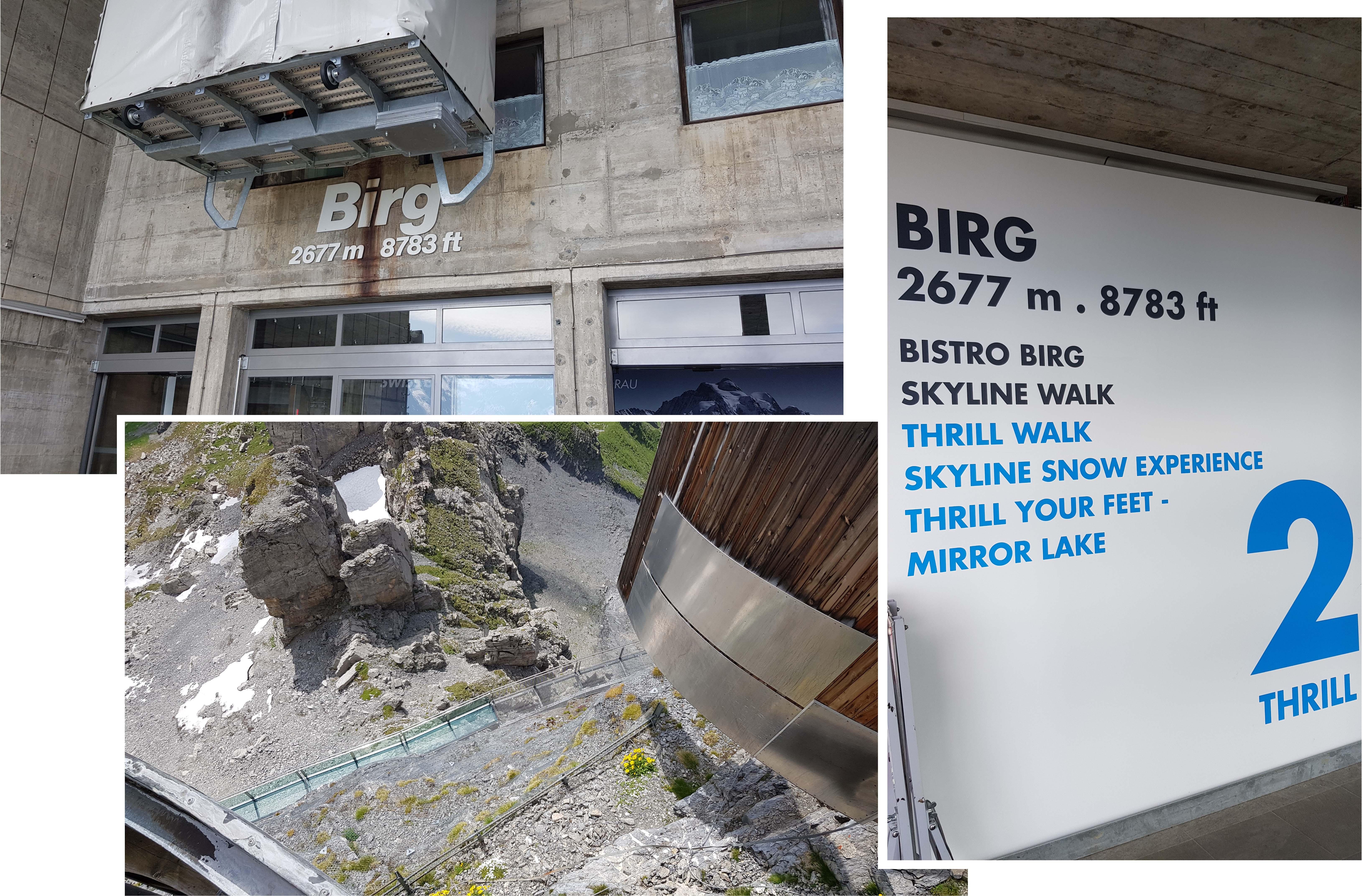 Birg Station