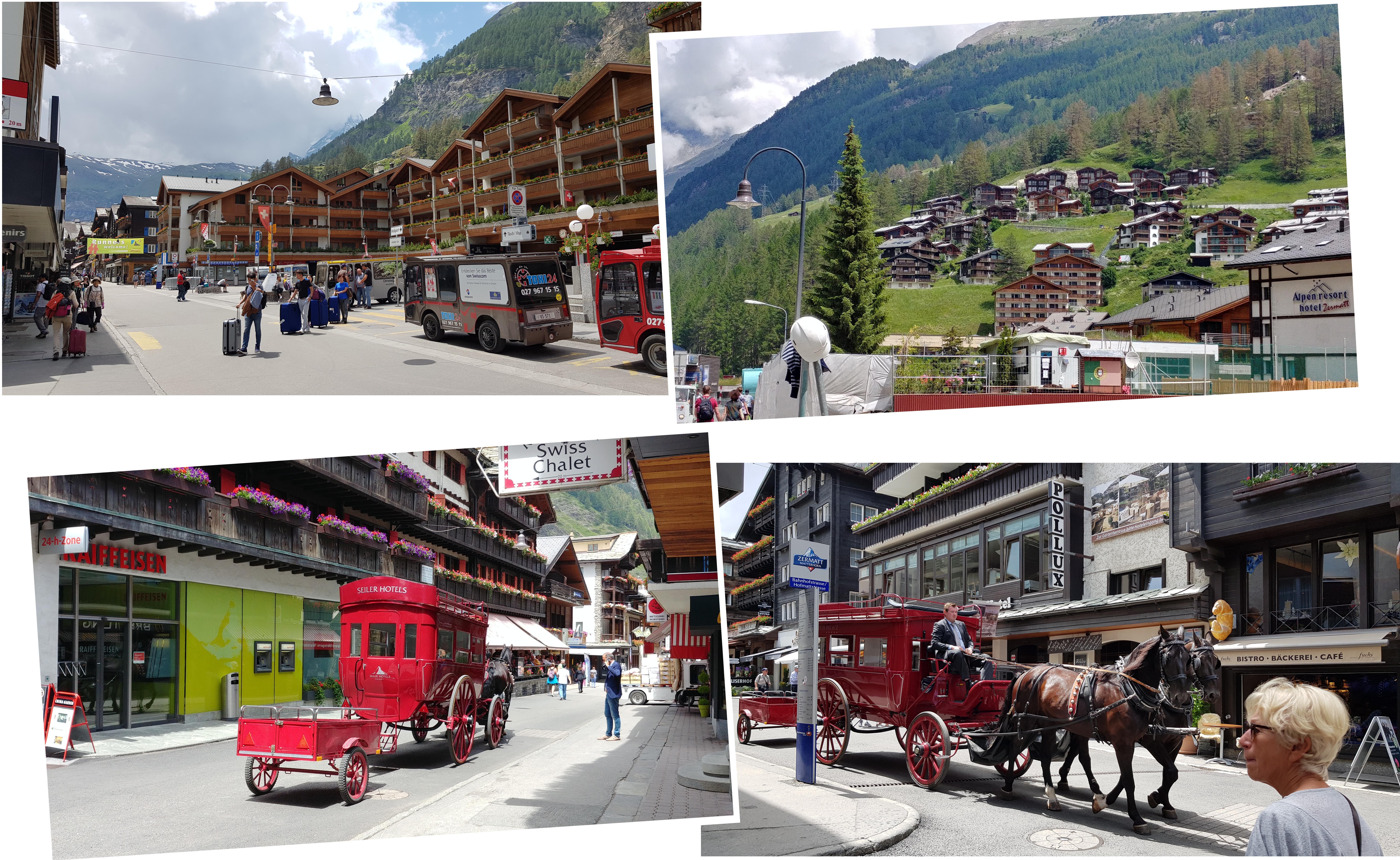 Zermatt Town