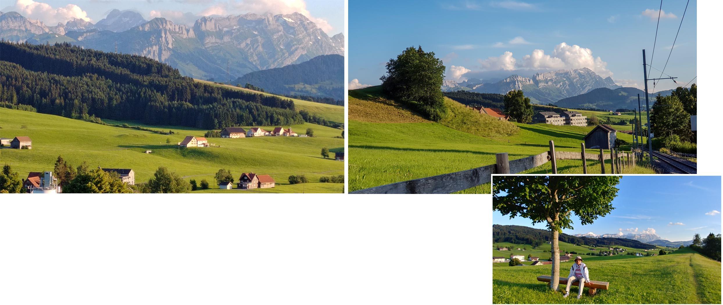 Gais farmland