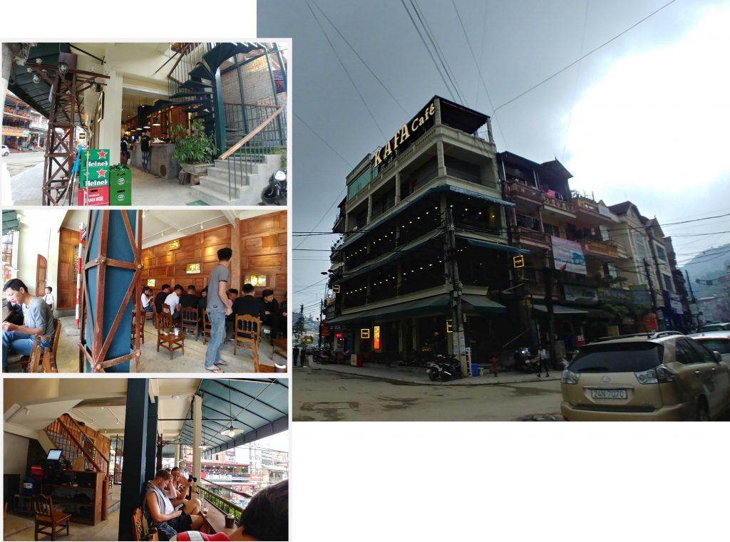 KAFA cafe at Sapa Town