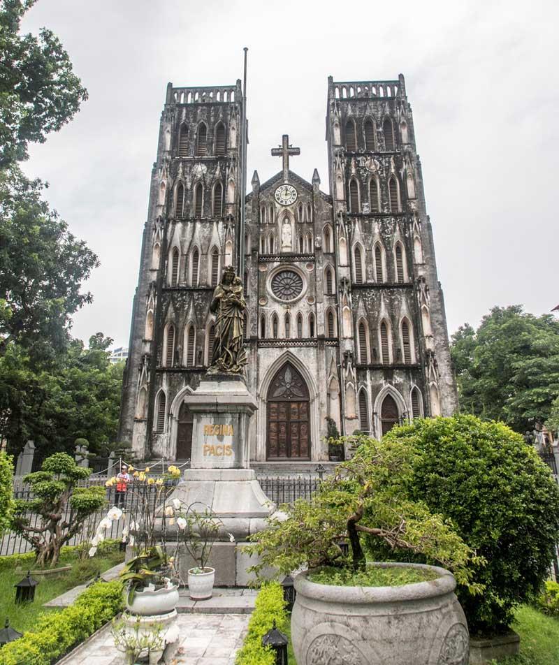 Saint Joseph's Cathedral of Hanoi