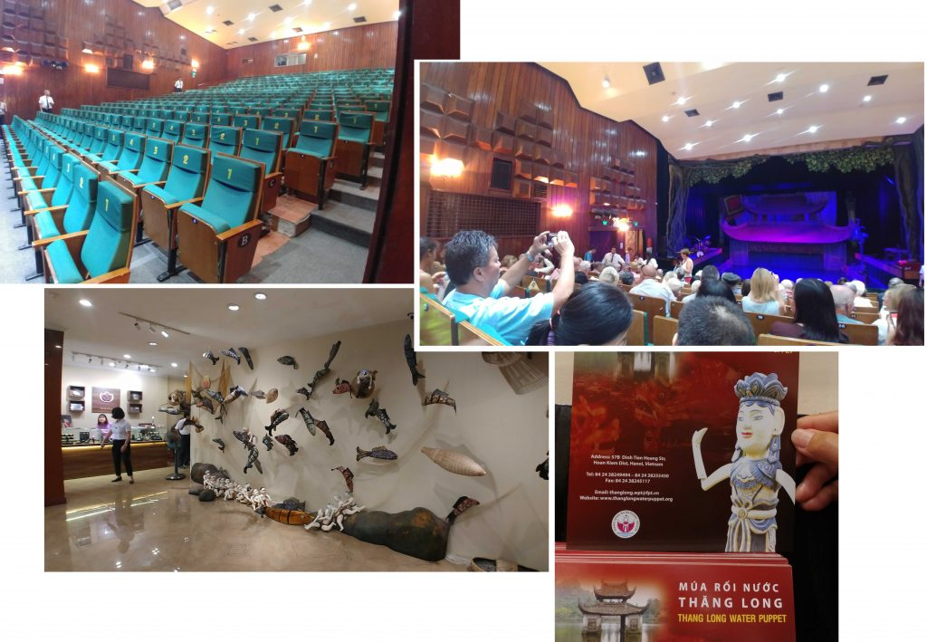 Thang Long Water Puppet Show Theatre