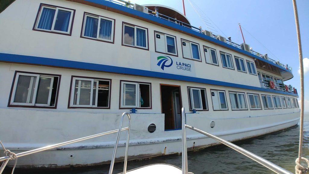 La Paci Cruise Boat