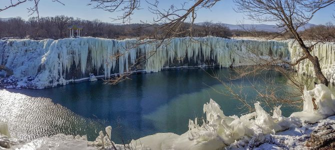 Day 6:  Jing Po Lake & Diao Shui Lou Ice Waterfall