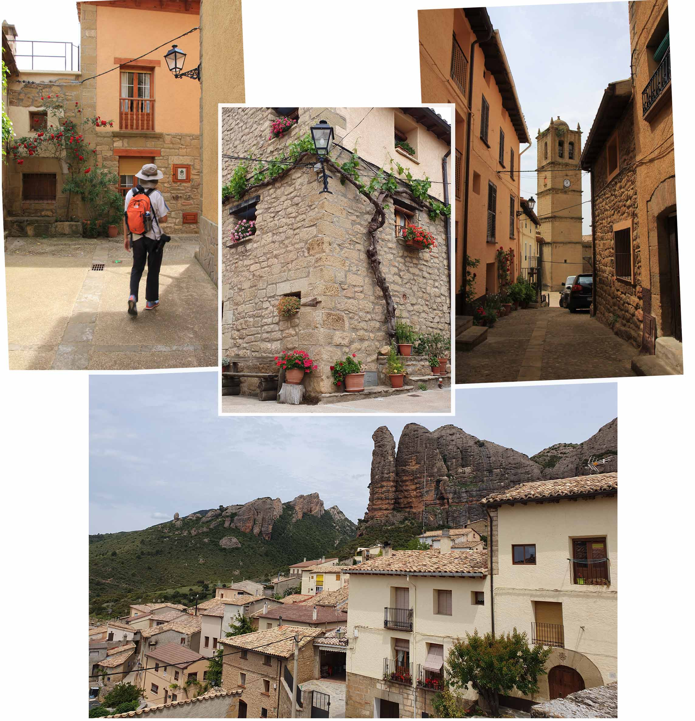 Aguero village