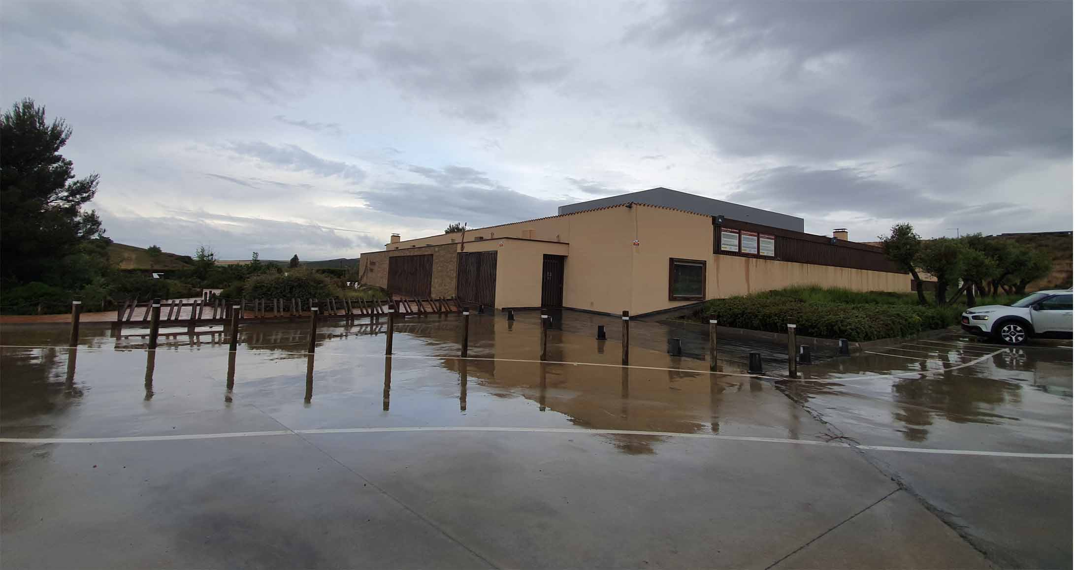 Bardenas Reales National Park Visitor Center