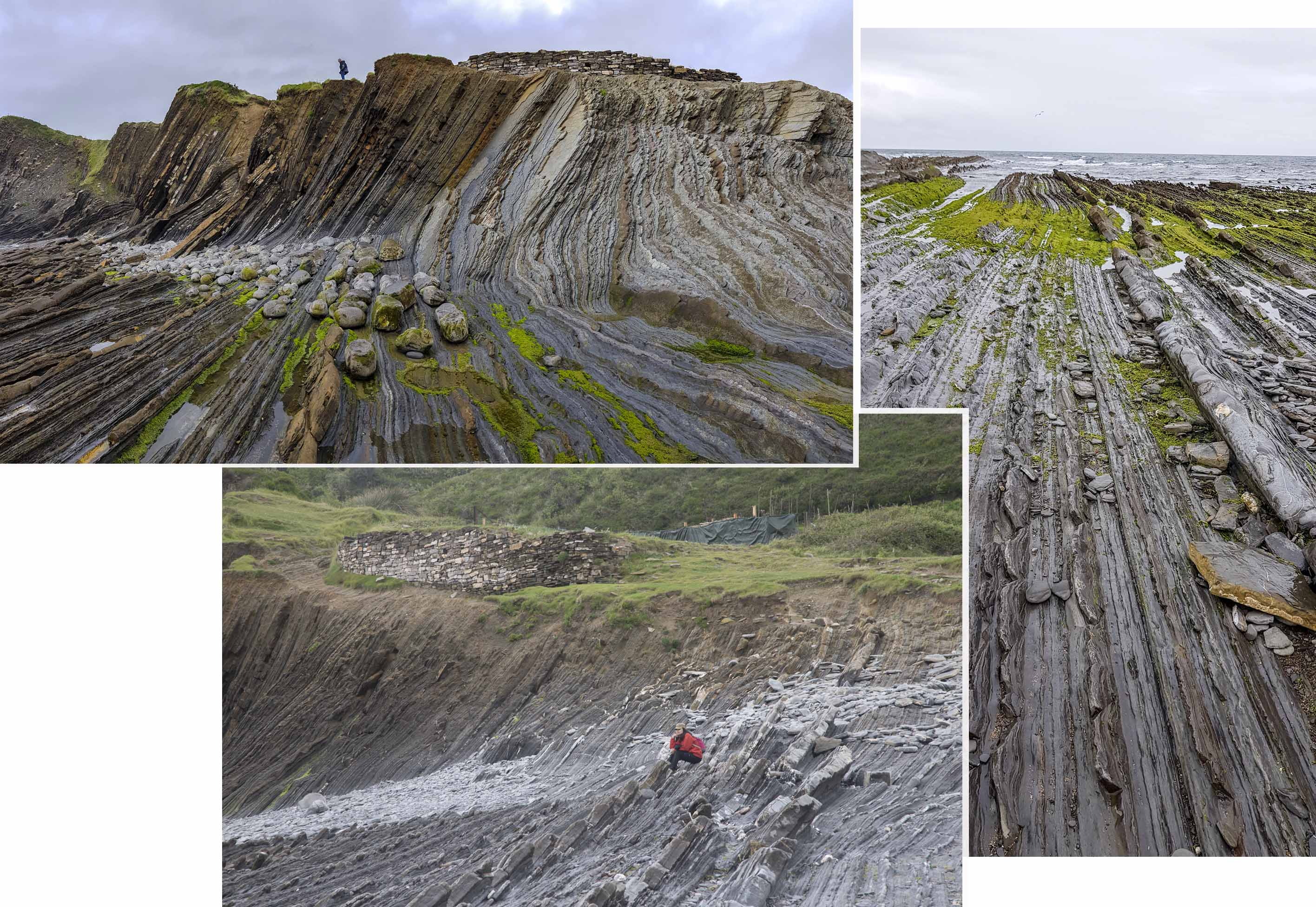 Flysch Cliffs