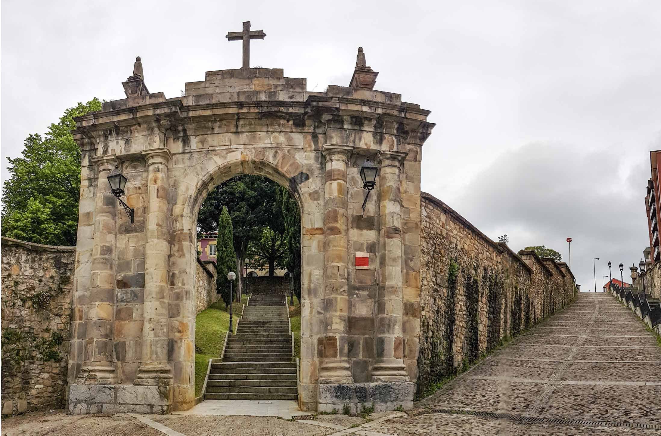 Arco Del Triunfo De Mallona