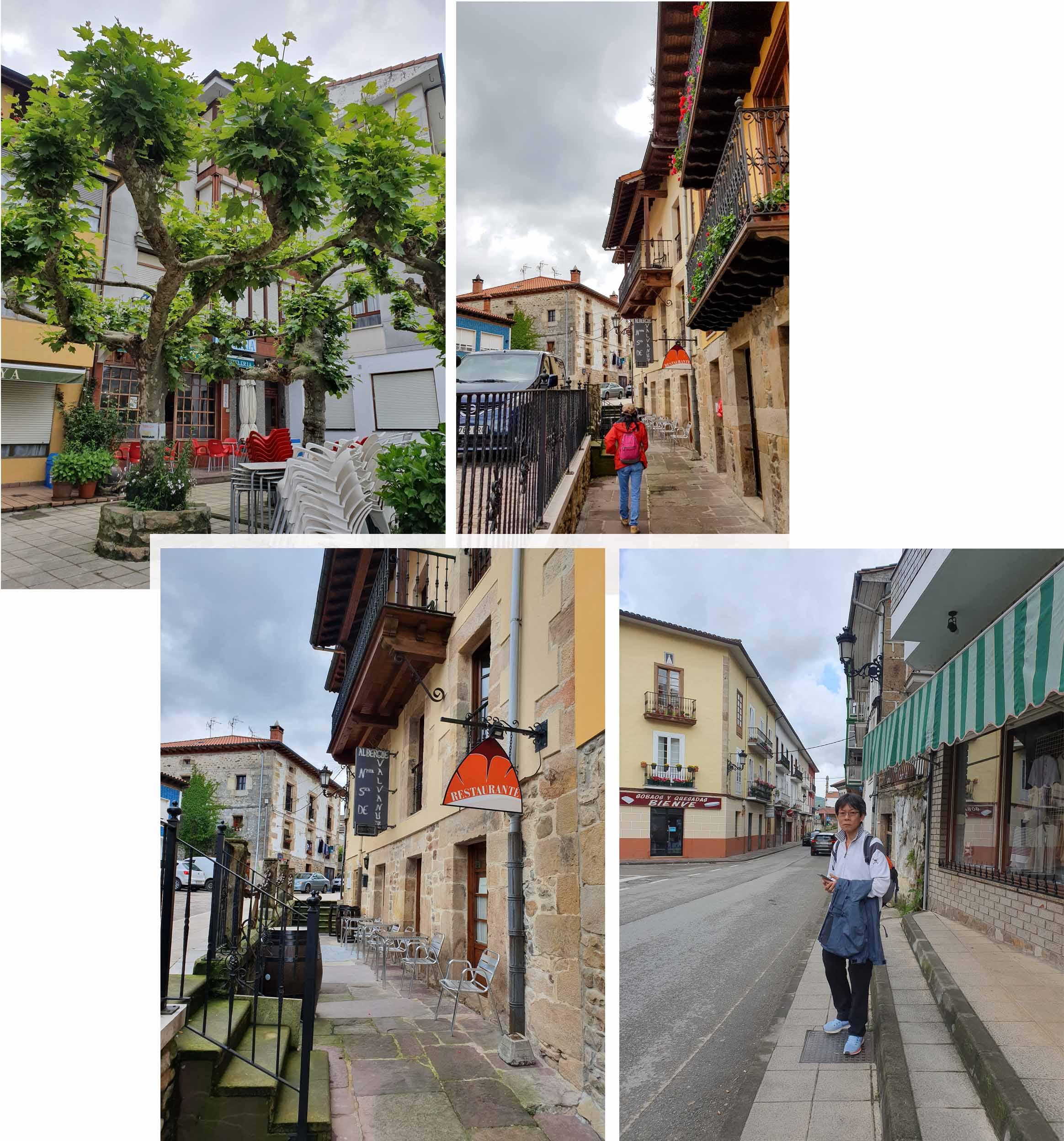 Selaya town