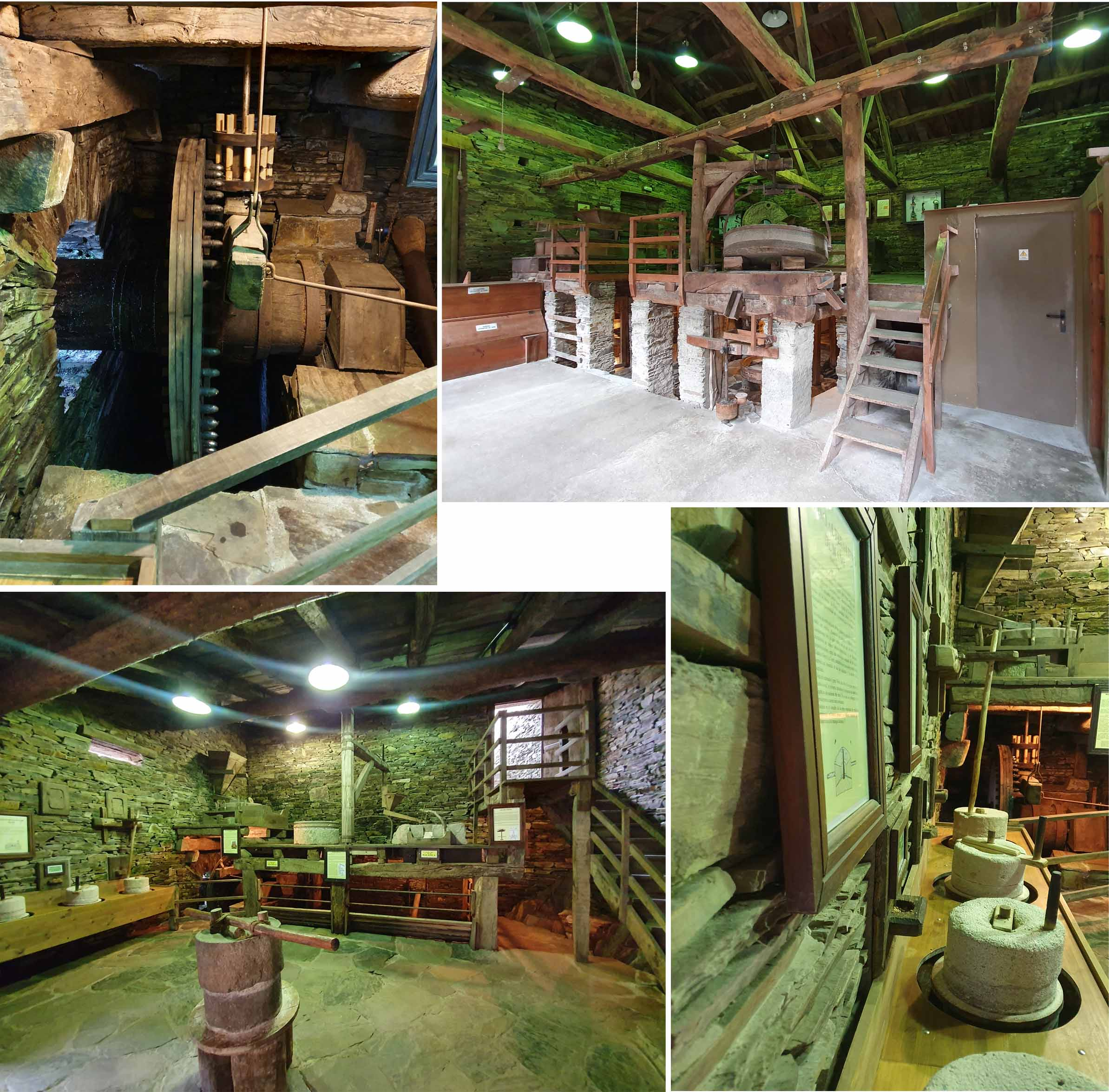 all sort of mills