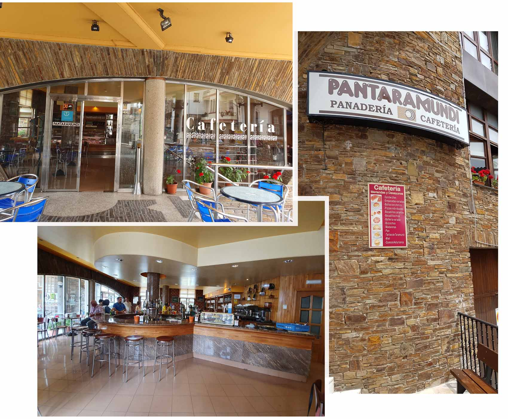 Largest Cafeteria in Taramundi Town