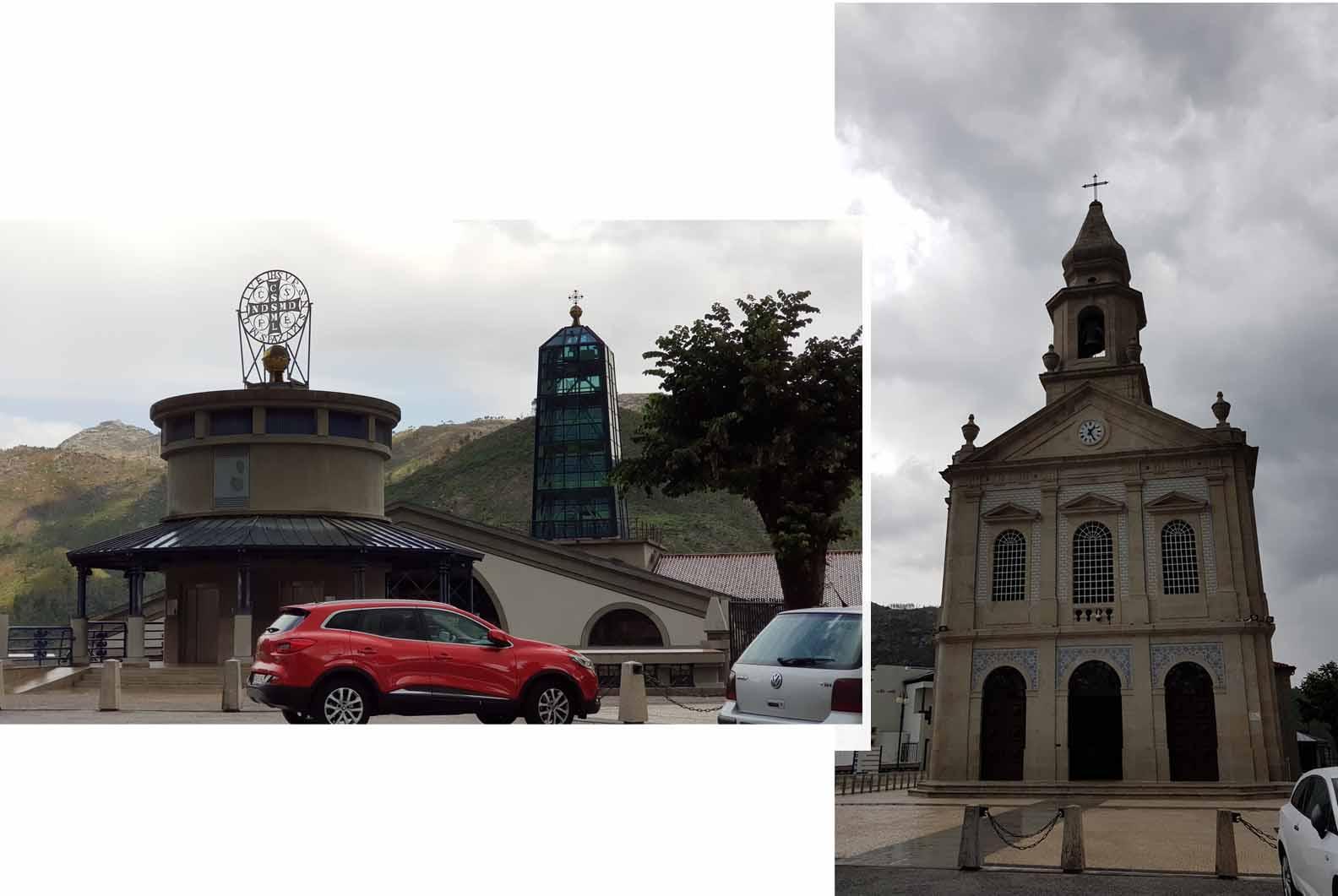 Sanctuary of São Bento da Porta Aberta