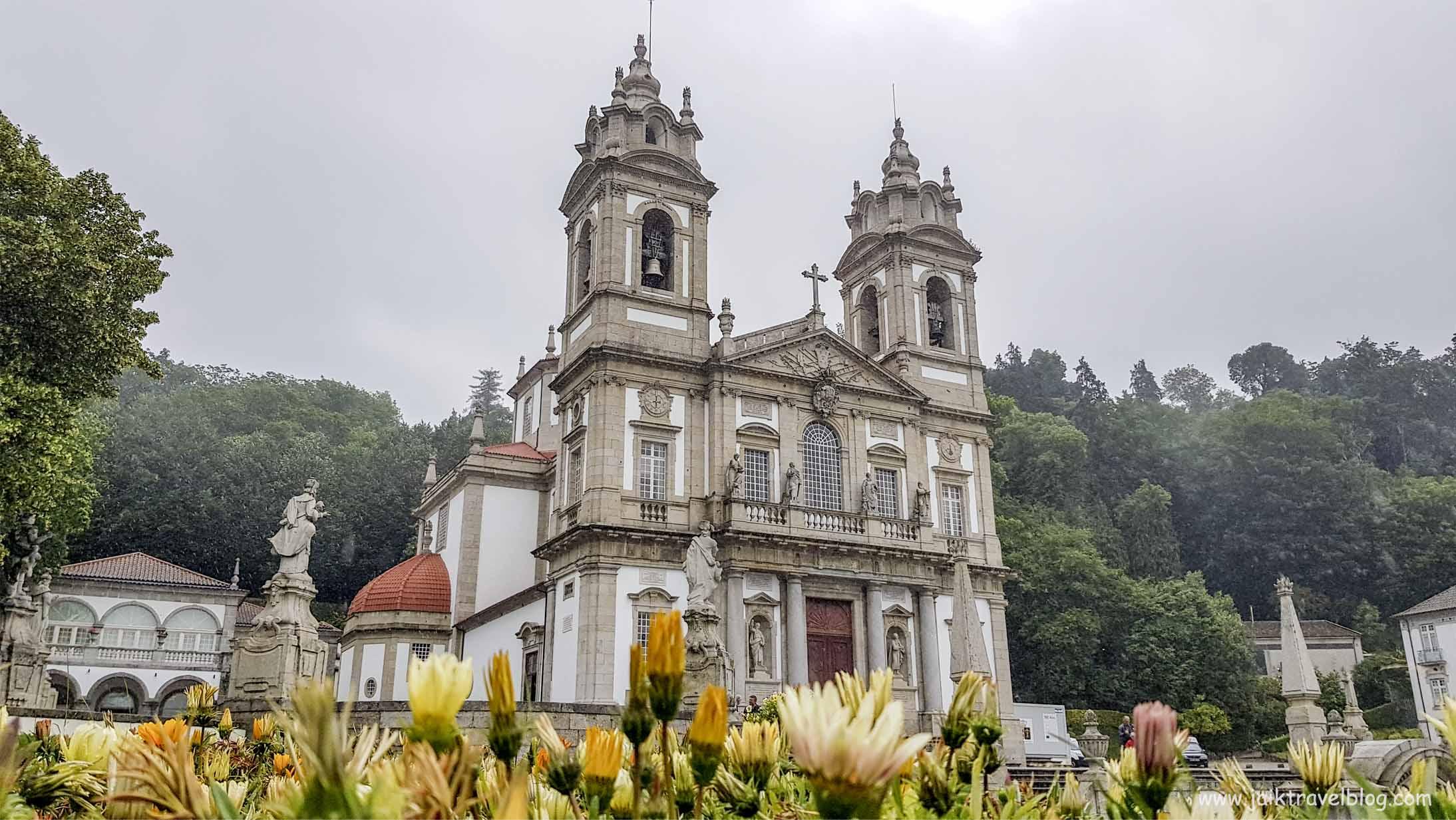 Chapel of Bom Jesus de Monte