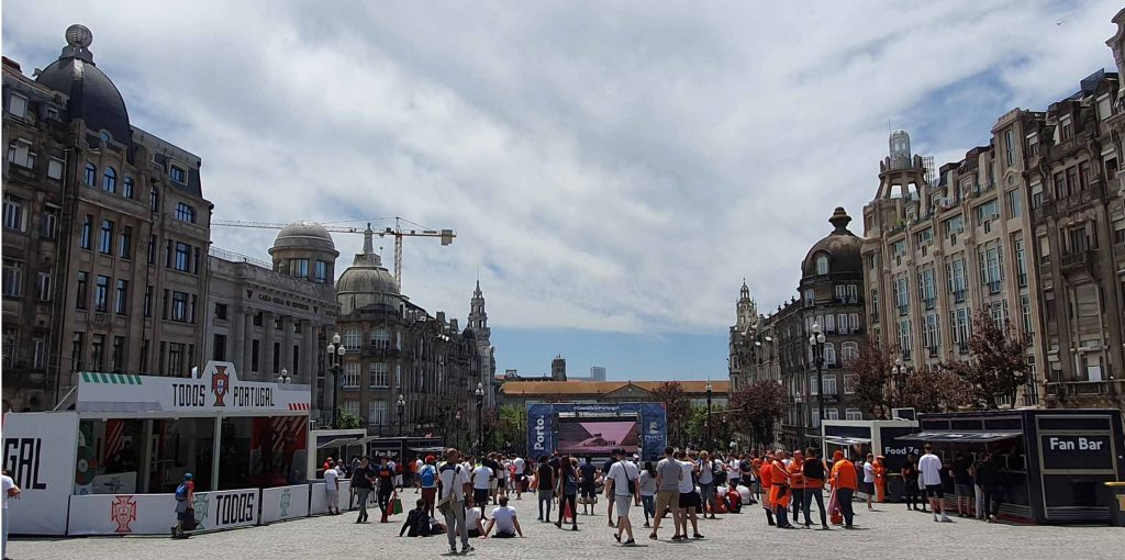Praça da Liberdade (Liberty Square)