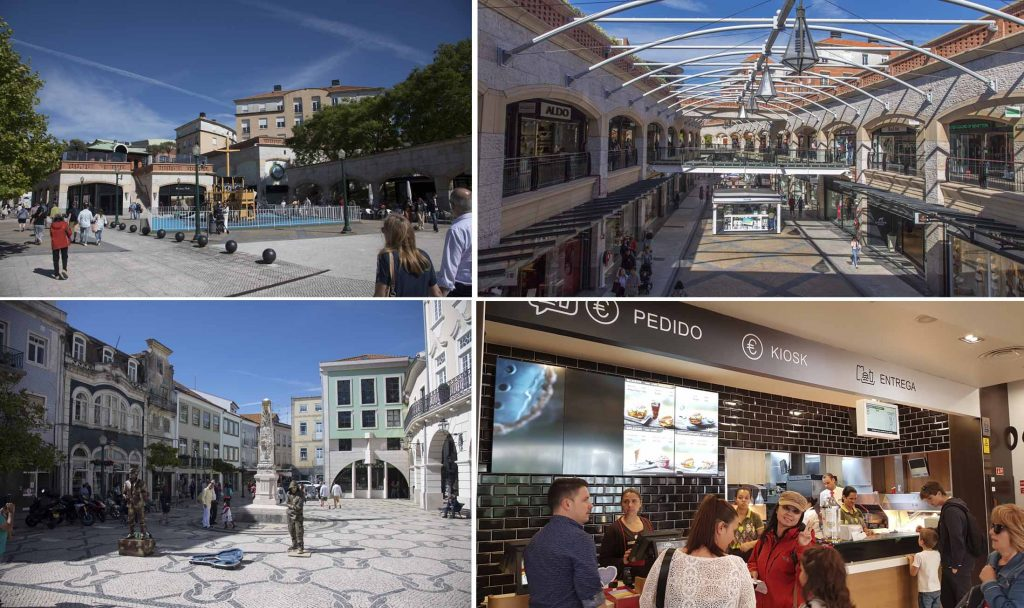 Modern Shopping Mall in Aveiro