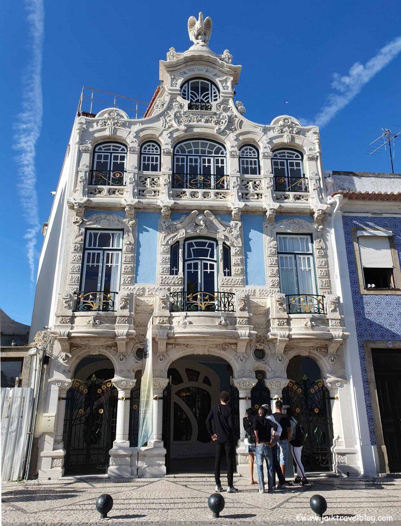 Museu Arte Nova / Casa Major Pessoa of Aveiro