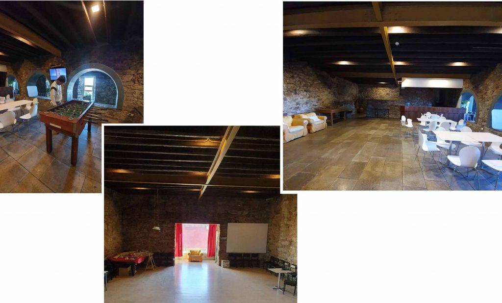 """Function room at """"HI Serra da Estrela - Pousada de Juventude"""""""