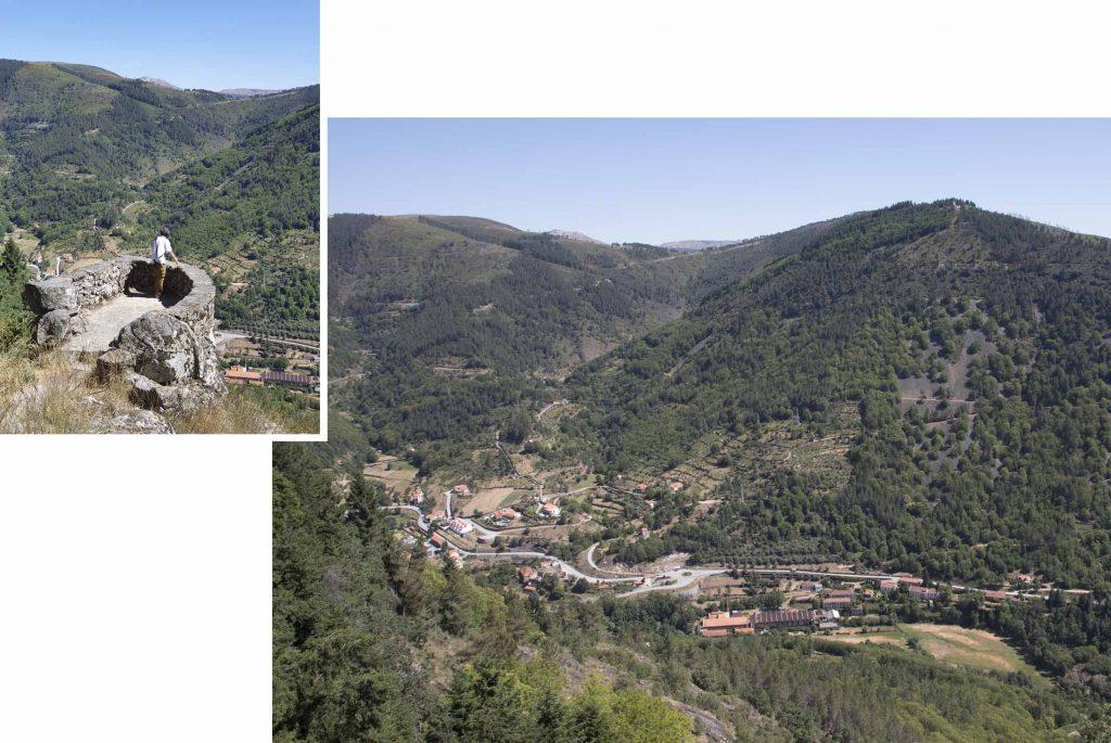 Miradouro o Coracao da Serra da Estrela